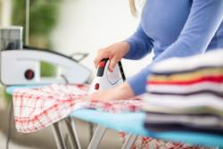 วิธีรีดผ้าให้เรียบ ง่ายๆ ใครๆก็สามารถทำได้