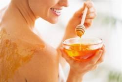 น้ำผึ้งกับการ ดูแลผิว กาย